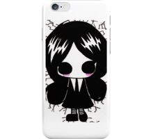 Lil' Miss Addams iPhone Case/Skin
