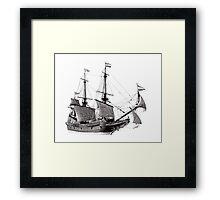 Batavia Framed Print