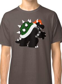 Nintendo Forever - Bowser King of the Koopas Classic T-Shirt