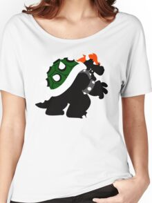 Nintendo Forever - Bowser King of the Koopas Women's Relaxed Fit T-Shirt