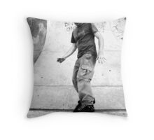Sabbath Rock Throw Pillow
