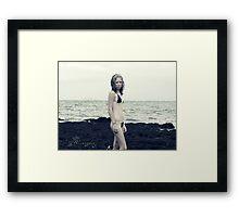 Winter Wind Framed Print