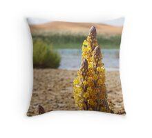 Desert Hyacinth, UAE Throw Pillow