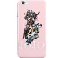Joestar bloodline iPhone Case/Skin
