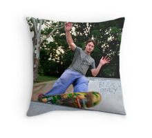 FSG - Colour Throw Pillow