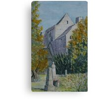 Torphichen Kirk (Church) Canvas Print
