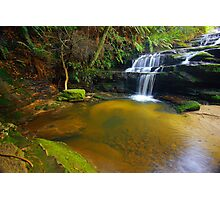 Leura Cascades - Blue Mountains Photographic Print