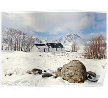 scottish highlands  Poster