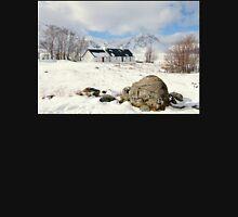 scottish highlands  Unisex T-Shirt