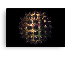 Twirly ball Canvas Print