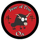 Year of the Ox by Brenda Boo