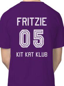 Kit Kat Klub Girl - Fritzie! Classic T-Shirt