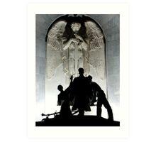 War Memorial Art Print