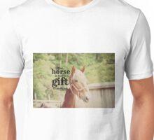 Horse God's gift Unisex T-Shirt