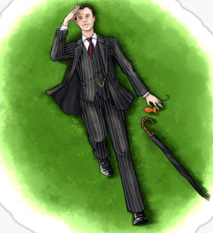 Mycroft Holmes Sticker