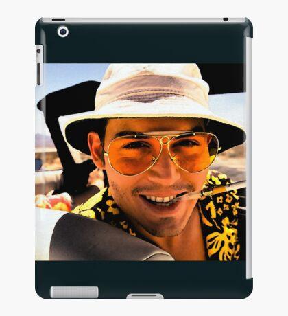 Fear and Loathing in Las Vegas - Art iPad Case/Skin