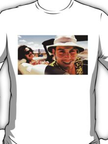 Fear and Loathing in Las Vegas - Art T-Shirt