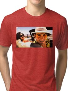 Fear and Loathing in Las Vegas - Art Tri-blend T-Shirt