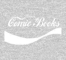 Enjoy Comic Books Kids Clothes