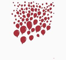 ninety-nine red balloons by jeska84
