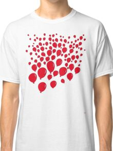 ninety-nine red balloons Classic T-Shirt