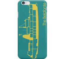 The Belafonte - Team Zissou iPhone Case/Skin