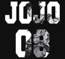 Jo2uke JoJolion 3 by Dandyguy