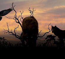 Wolves by franceslewis