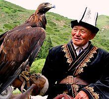 Kyrgyz Hunter by Jeff Barnard