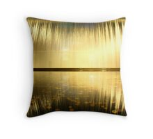 Guiness Waterfall Throw Pillow