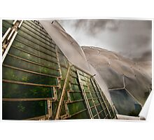 Eden Project Tropical Biome  Poster