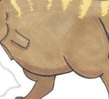 Carnotaurus Sticker