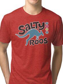 Team Salty Roos Tri-blend T-Shirt