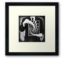 Vicious Circle Framed Print