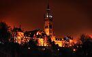 Glasgow University by Roddy Atkinson