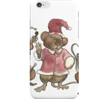 Clown Mice iPhone Case/Skin