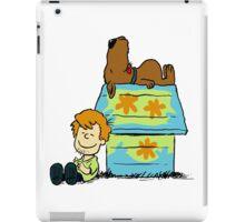 Snoopy Doo iPad Case/Skin