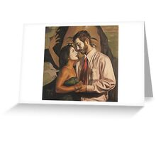 Artist Muse II Greeting Card