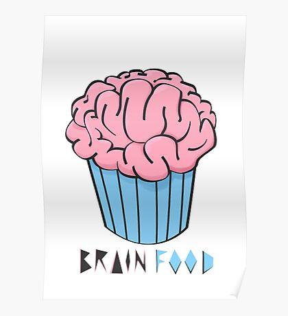 Brain Food Poster