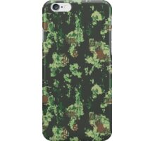 Digital Camouflage iPhone Case/Skin