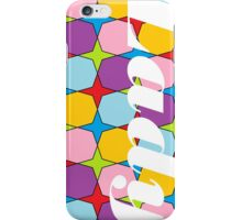Cool Lady Design  iPhone Case/Skin
