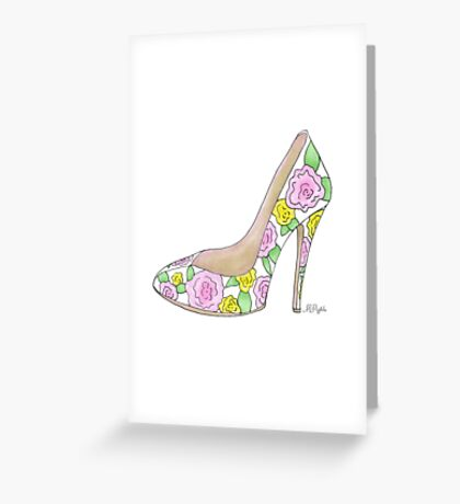 Rose Spring Daydream Greeting Card
