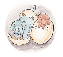 Hatchlings by creyer