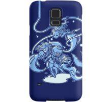 Shy & Coey: Mermaid & Diver Samsung Galaxy Case/Skin