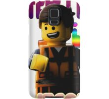 EVERYTHING IS AWESOME! Samsung Galaxy Case/Skin