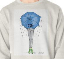 12th Man Umbrella  Pullover