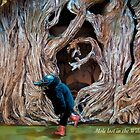 Wind in the Willows - Mole lost in the Wild Wood by MicksPhotoArt