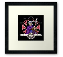 Zeal Mages Society Framed Print