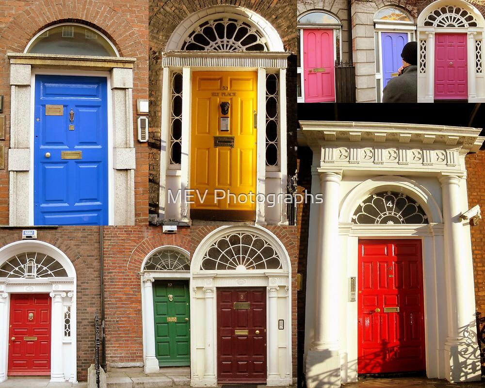 Gregorian's Doors by MEV Photographs