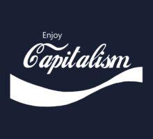 Enjoy Capitalism Kids Clothes